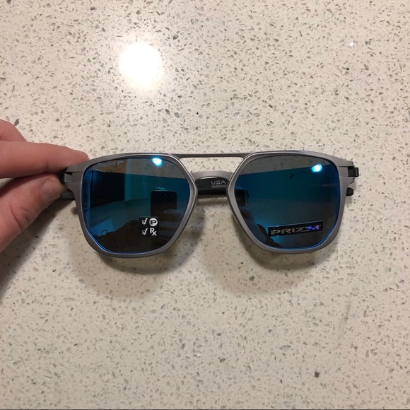 9f646968e37 Oakley Prizm Latch Alpha Sunglasses (Polarized).  M 5c2967ab194dad03adedb9d3. Other Accessories ...